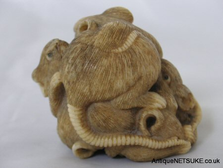 the journey of the hare netsuke essay An essay about the play japanese event at the british this book is my journey to the places in which this the hare with the amber eyes – netsuke gallery.